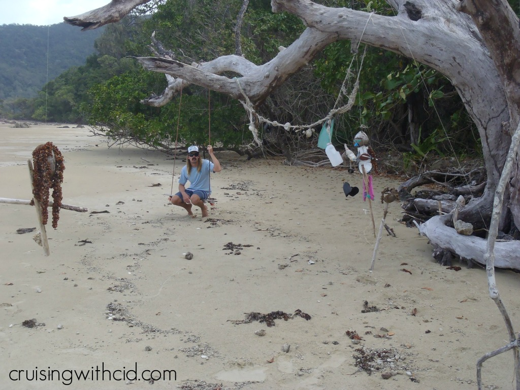 Daintree Beach Art 1