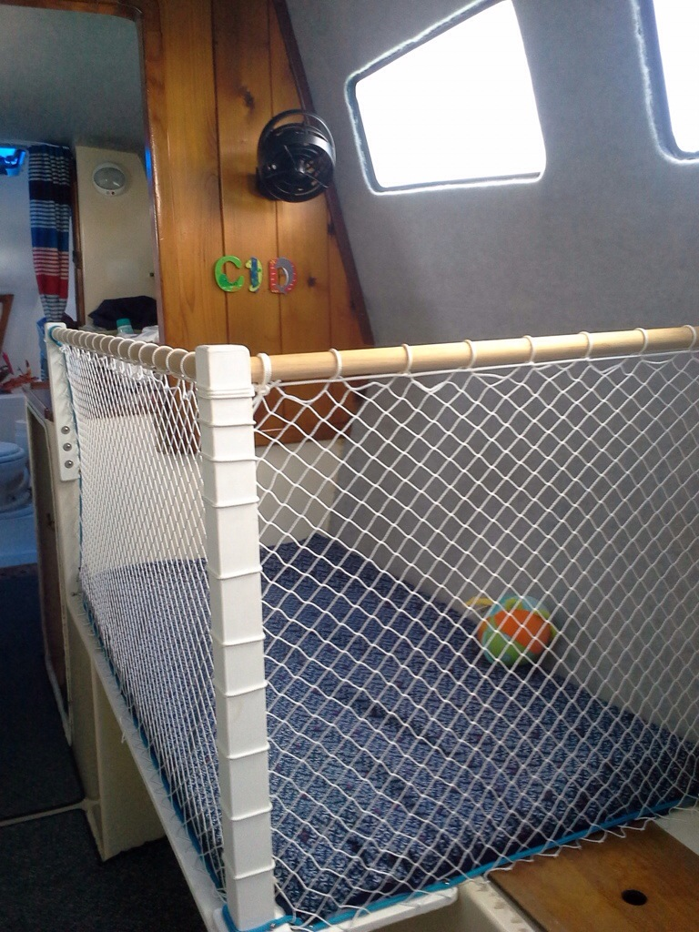 baby proofing Cid Cot